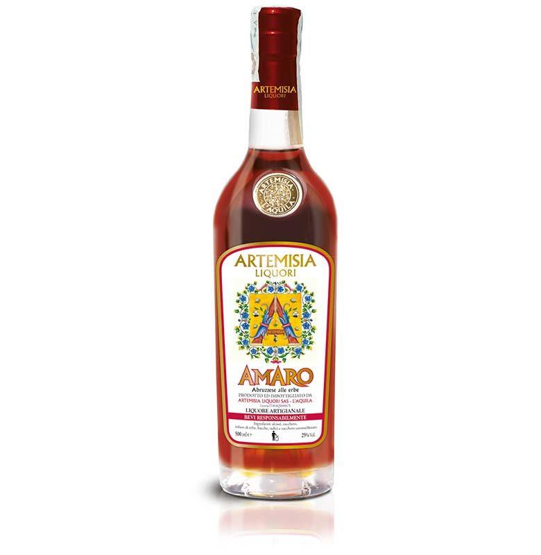 Amaro Bollo Oro 500ml
