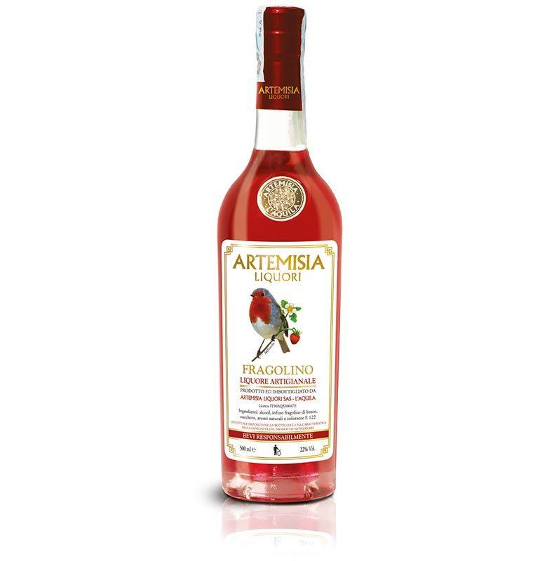 Artemisia Liquori L'Aquila - Fragolino Gold Line 500ml