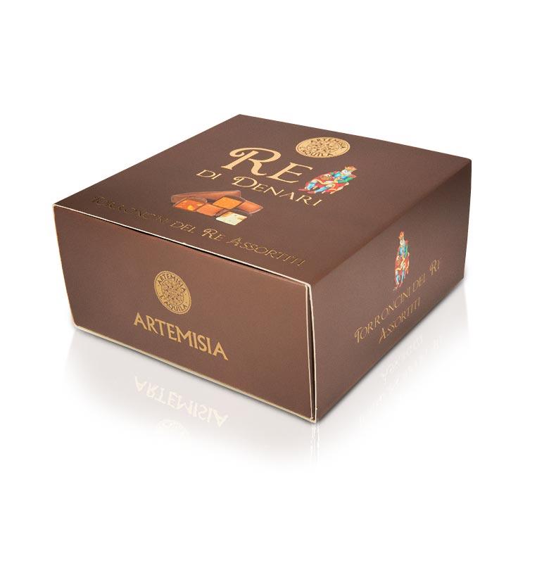 Torroncini assortiti box 300g