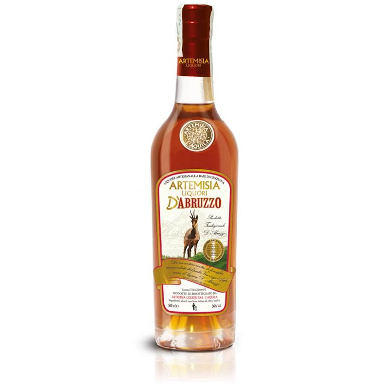 Amaro D'Abruzzo Bollo Oro 500ml