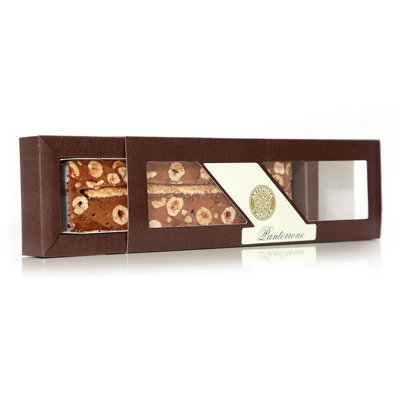 Pantorrone cioccolato e rhum