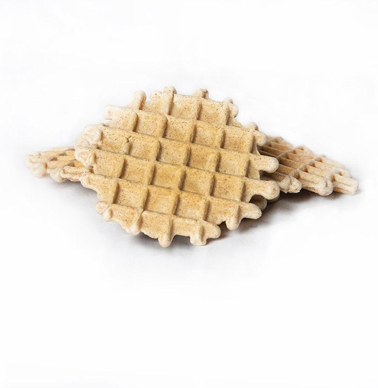 ferratelle with cinnamon